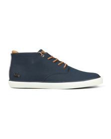 Lacoste Mens Blue Espparre Chukka Boot