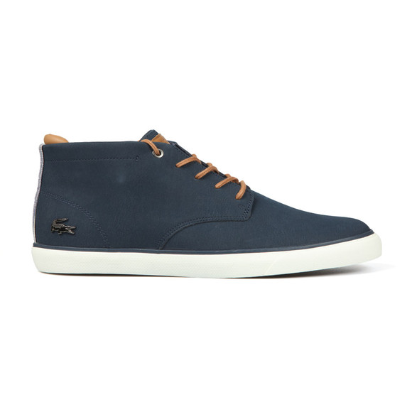 Lacoste Mens Blue Espparre Chukka Boot main image