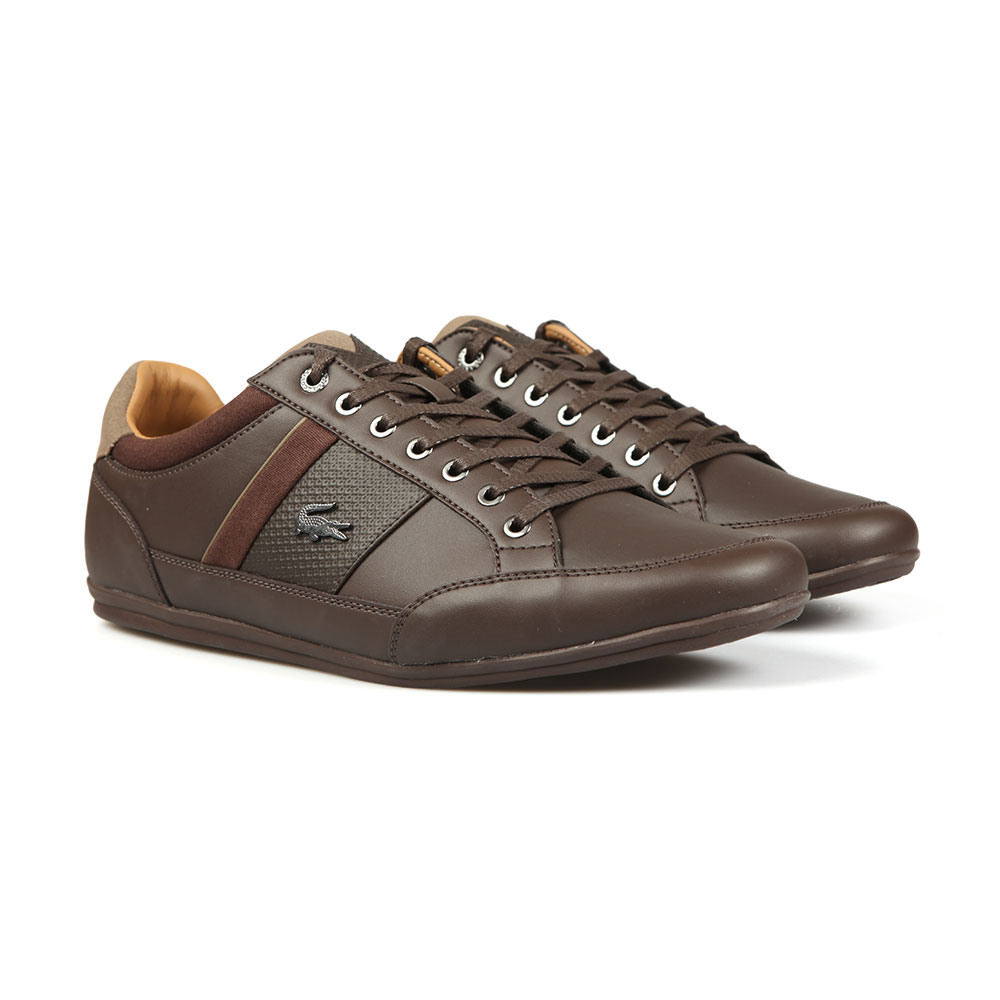 520674fcf Chaymon 118 Leather Trainer main image