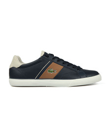 Lacoste Mens Blue Fairlead 118 Cam Trainer