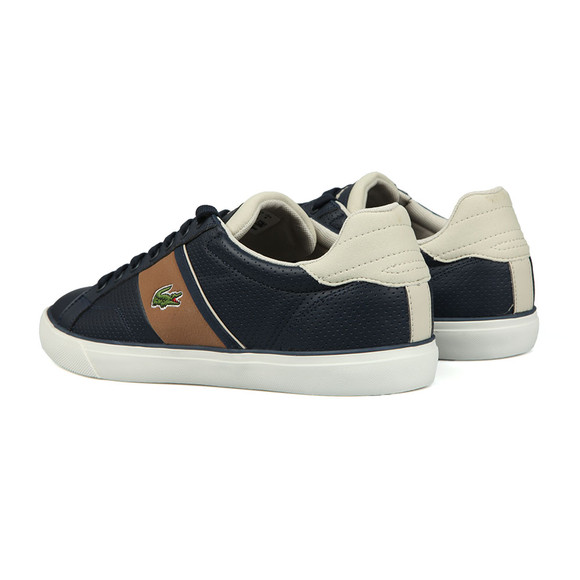 Lacoste Mens Blue Fairlead 118 Cam Trainer main image