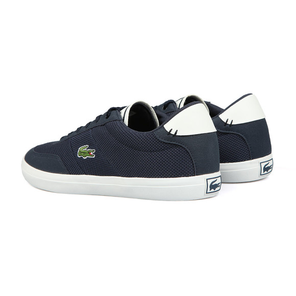 Lacoste Mens Blue Court Master 118 Trainer main image