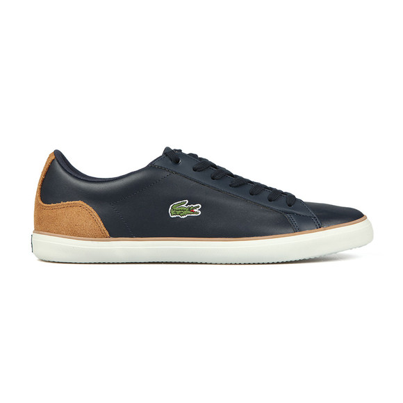 Lacoste Mens Multicoloured Lerond BL 2 Cam Trainers