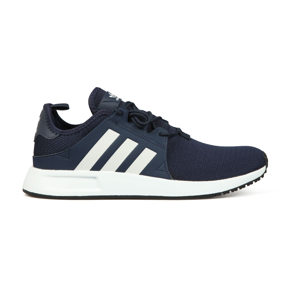 adidas Originals Mens Blue X PLR Trainer 36c4b2921