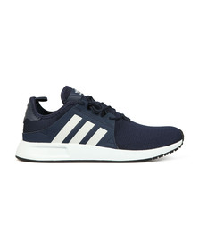 Adidas Originals Mens Blue X PLR Trainer
