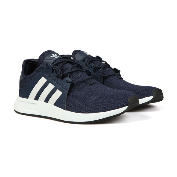 Adidas Originals Mens Blue X PLR Trainer main image