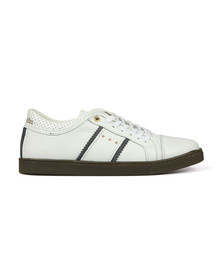 Pantofola d'Oro Mens White Marinella Uomo Low Trainer