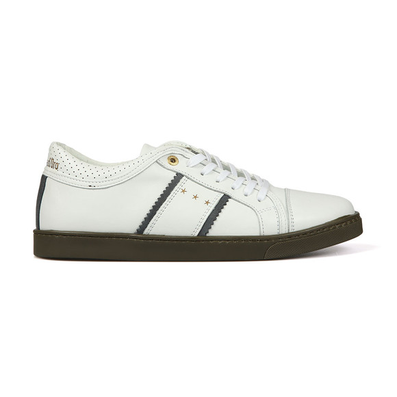 Pantofola d'Oro Mens White Marinella Uomo Low Trainer main image
