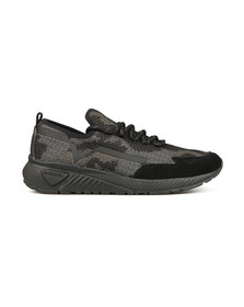 Diesel Mens Black KBY Runner