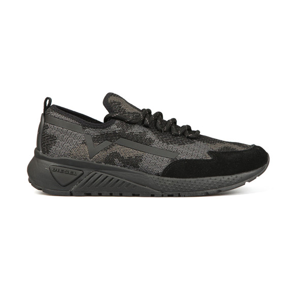 Diesel Mens Black KBY Runner main image