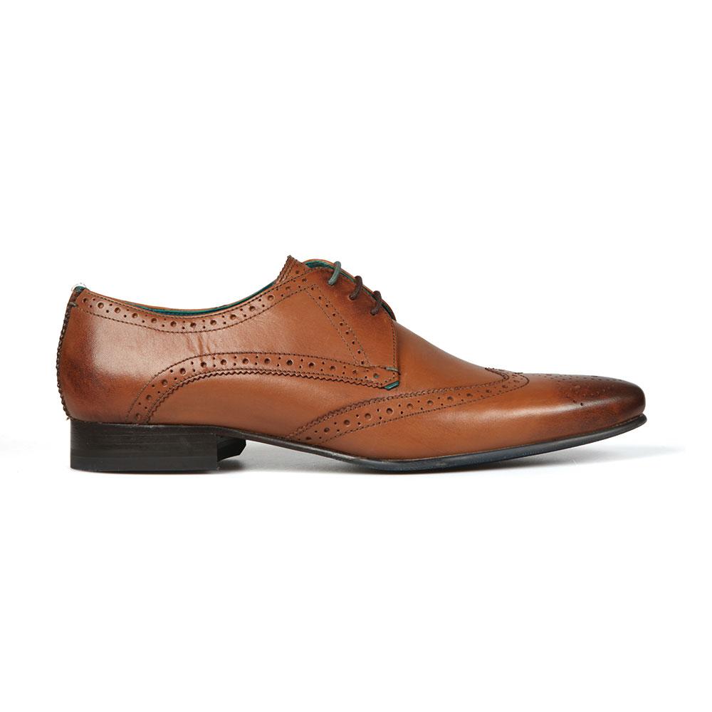 f24d8829b07d4 Ted Baker Mens Brown Hosei Shoe