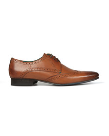 Ted Baker Mens Brown Hosei Shoe