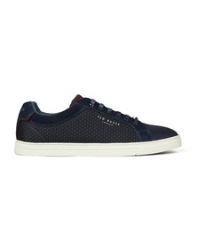 Ted Baker Mens Blue Sarpio Trainer