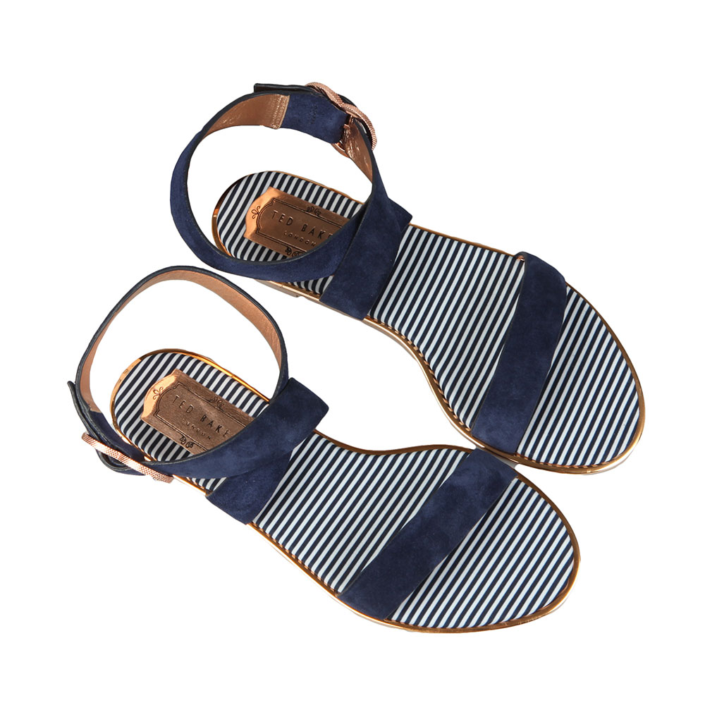 dce0a66ad64380 Ted Baker Qeredas Suede Sandal