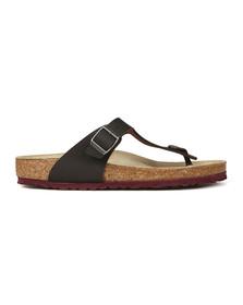 Birkenstock Mens Beige Gizeh Sandal