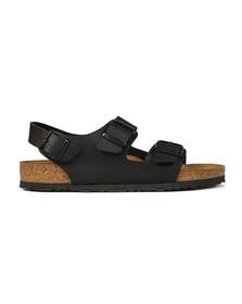 Birkenstock Mens Black Milano Sandal