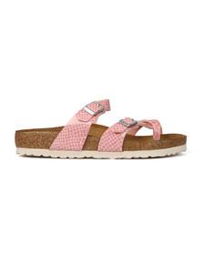 Birkenstock Womens Pink Mayari Sandals