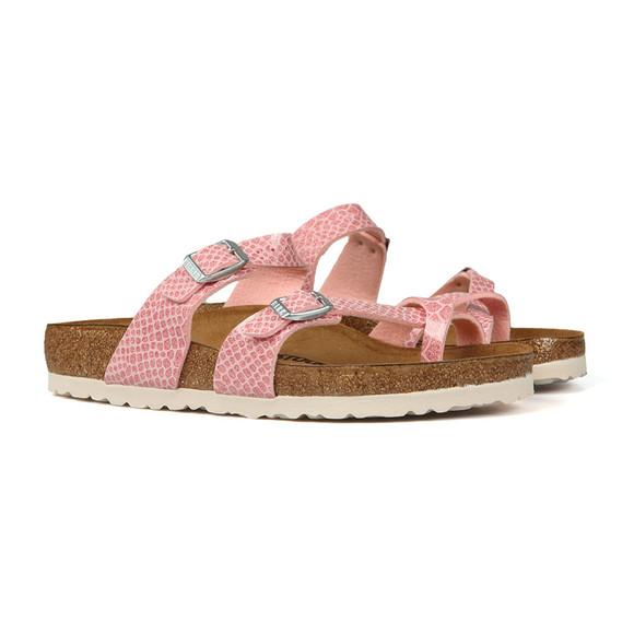Birkenstock Womens Pink Mayari Sandals main image