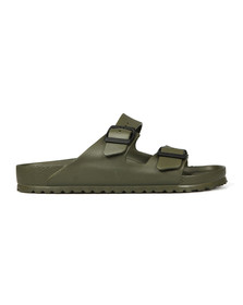 Birkenstock Mens Green Arizona EVA Sandal