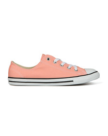Converse Womens Orange CT AS Dainty OX Trainer