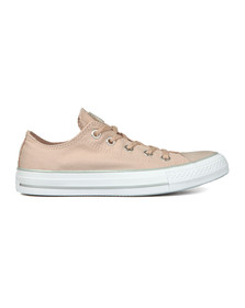 Converse Womens Beige All Star Seasonal Ox