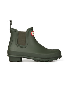 Hunter Womens Green Original Chelsea Boot