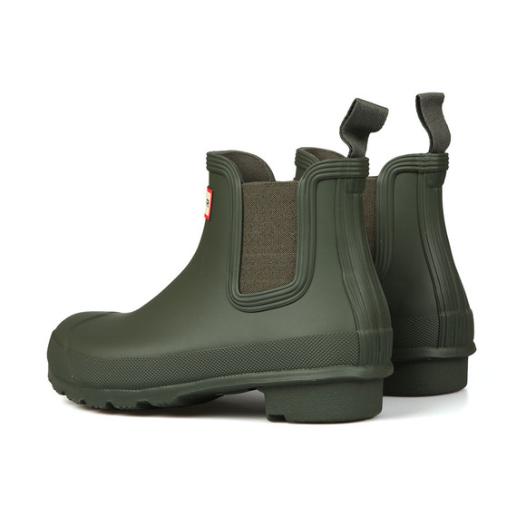 Hunter Womens Green Original Chelsea Boot main image