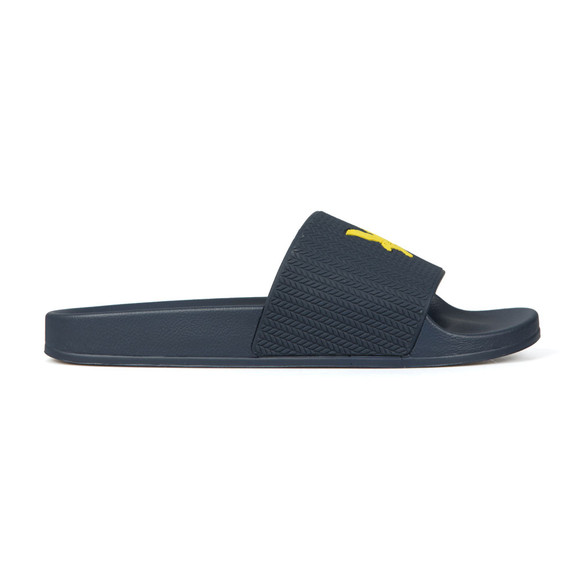 8e407ccb4107 Lyle and Scott Mens Blue Thomson Flip Flop main image
