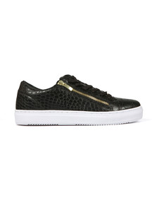 Certified Mens Black AMO Cupsole Trainer
