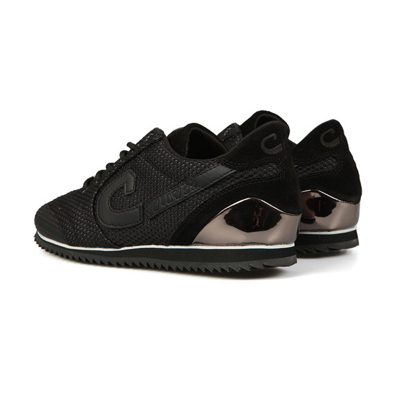 Cruyff Mens Black Ripple Trainer main image