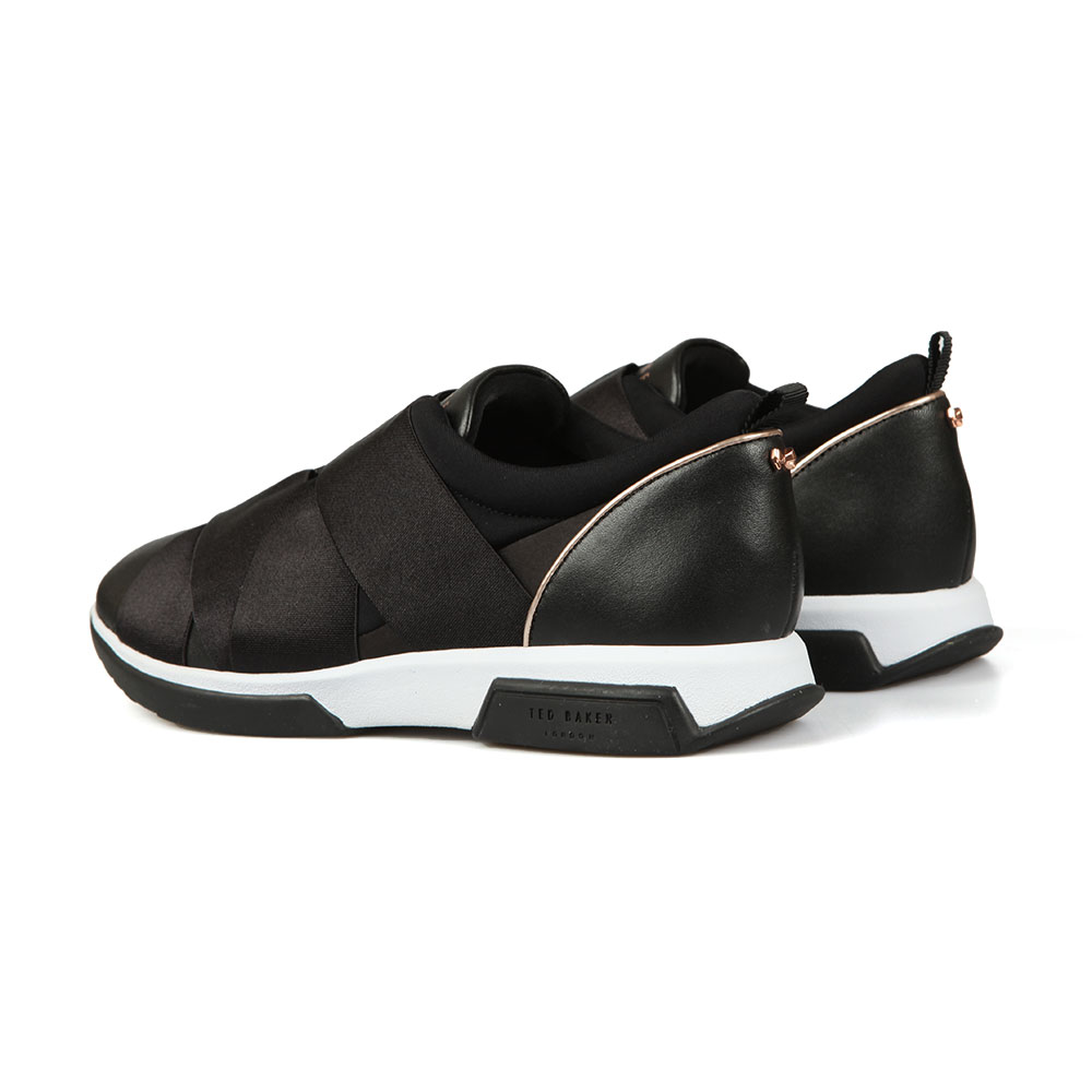 Queane Leather Trainer main image