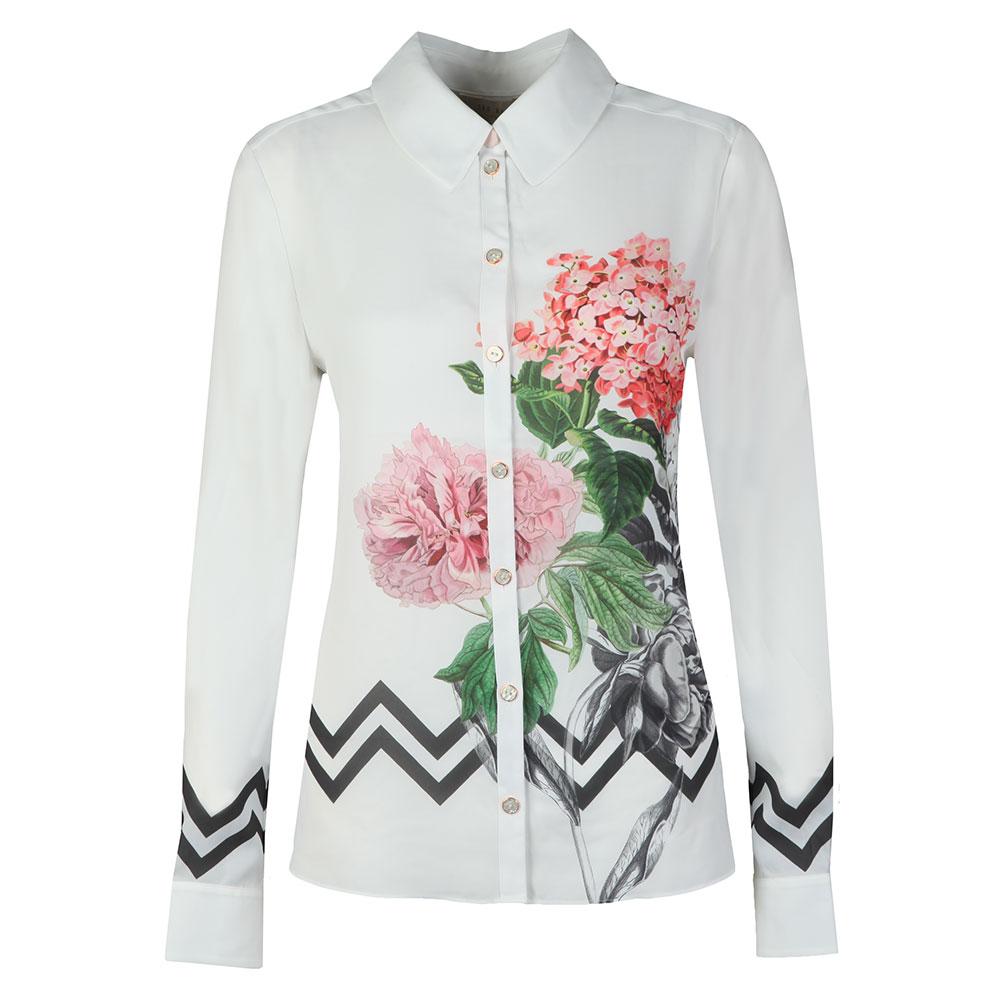Giada Palace Gardens Long Sleeve Shirt main image