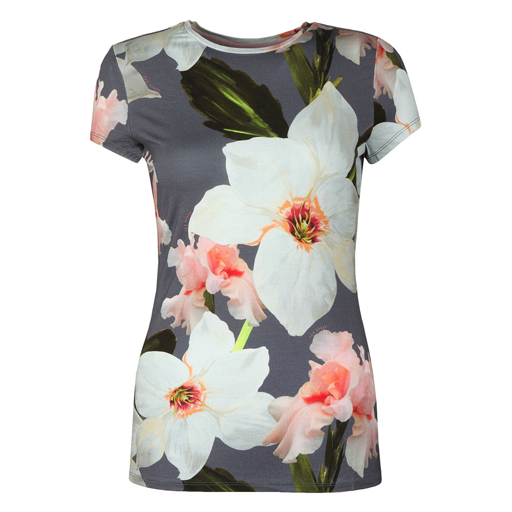Elijae Chatsworth Bloom Fitted Tee main image