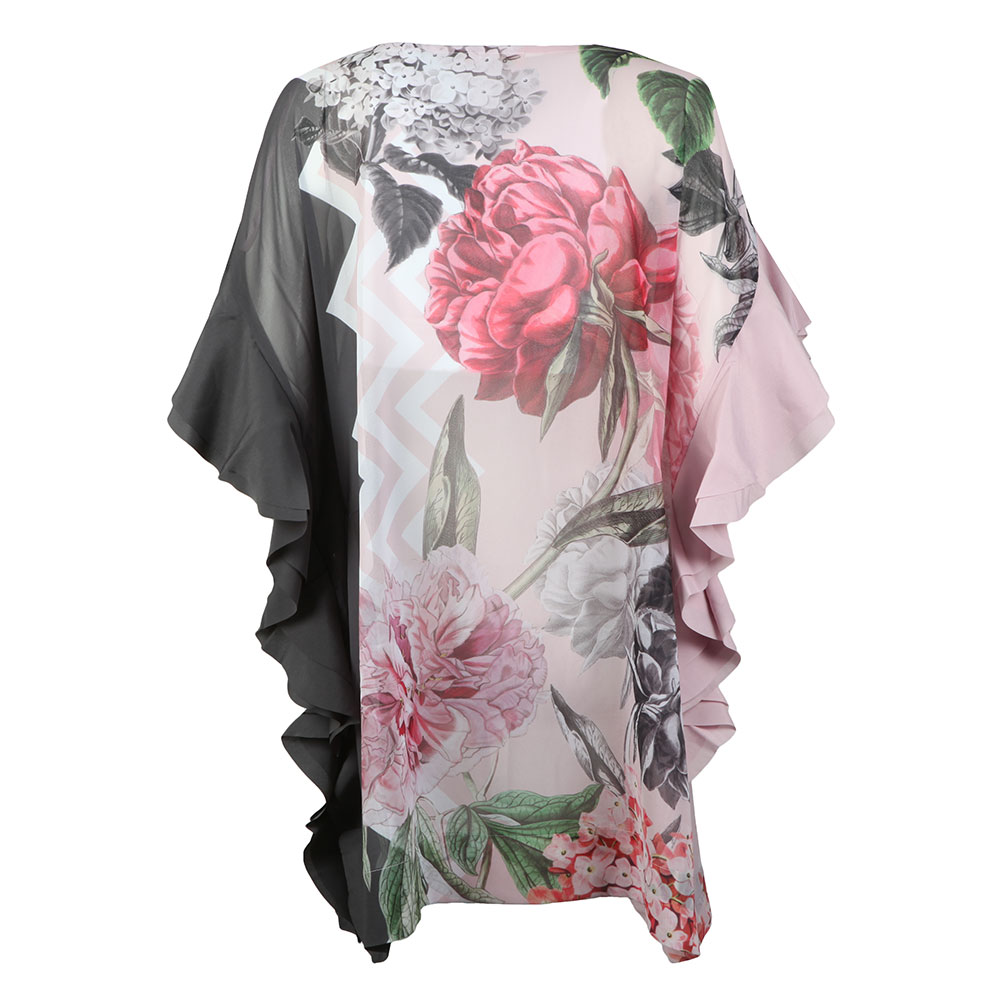 6ce4c0ff0d99 Ted Baker Elesina Palace Gardens Ruffle Cover Up