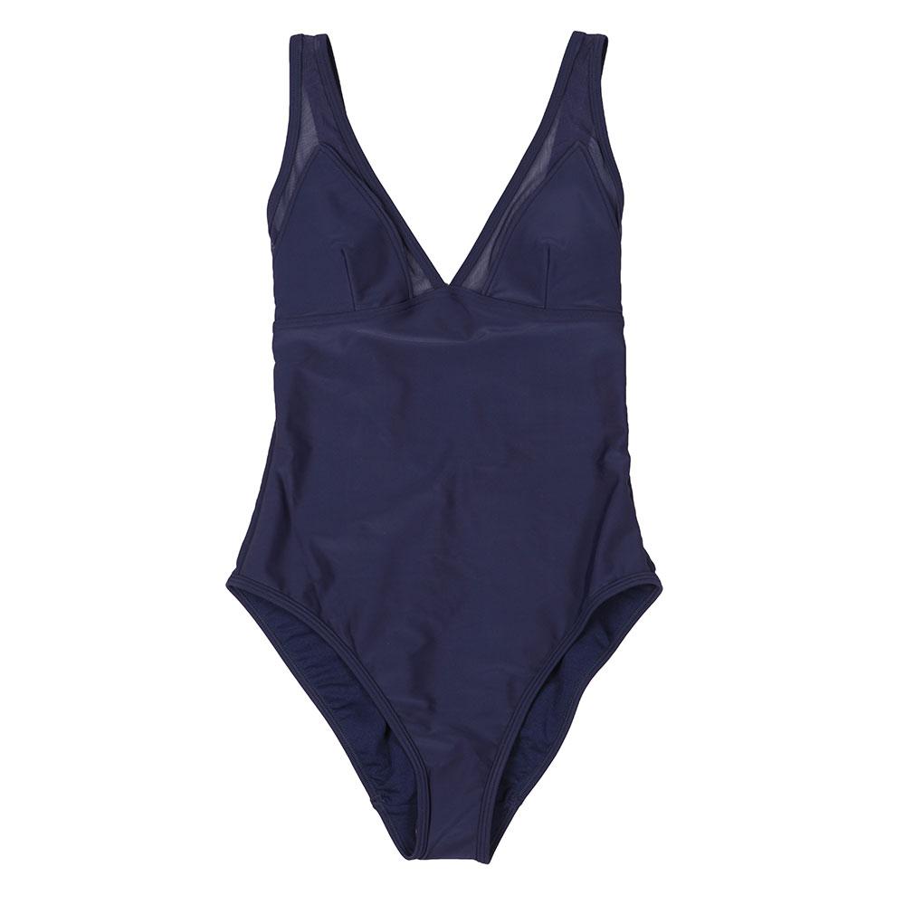 Rubee Mesh Panelled Swimsuit main image