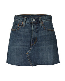 Levi's Womens Beetlebum Deconstructed Skirt