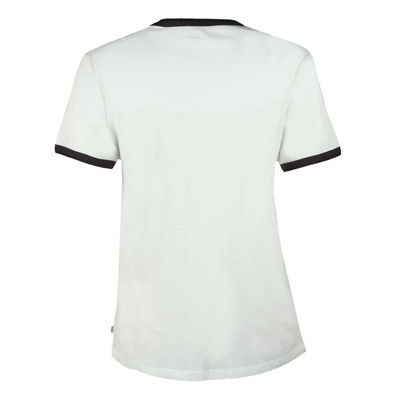 Levi's Womens Off-white Perfect Ringer Tee main image