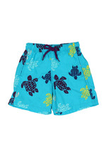 Multicoloured Turtle Swim Short