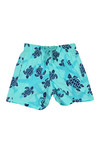 Vilebrequin Boys Blue Boys Stralette & Turtle Swim Short