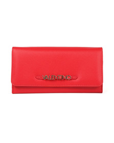 Valentino by Mario Womens Red Sea Purse