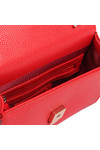 Valentino by Mario Womens Red Divina Clutch Bag