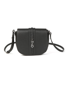Valentino by Mario Womens Black Sea Satchel