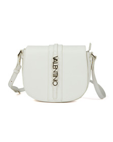Valentino by Mario Womens White Sea Satchel