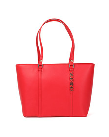 Valentino by Mario Womens Red Sea Tote Bag