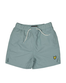 Lyle And Scott Junior Boys Blue Classic Swim Short
