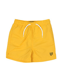 Lyle And Scott Junior Boys Yellow Classic Swim Short