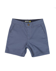 Lyle And Scott Junior Boys Vintage Indigo Classic Chino Short