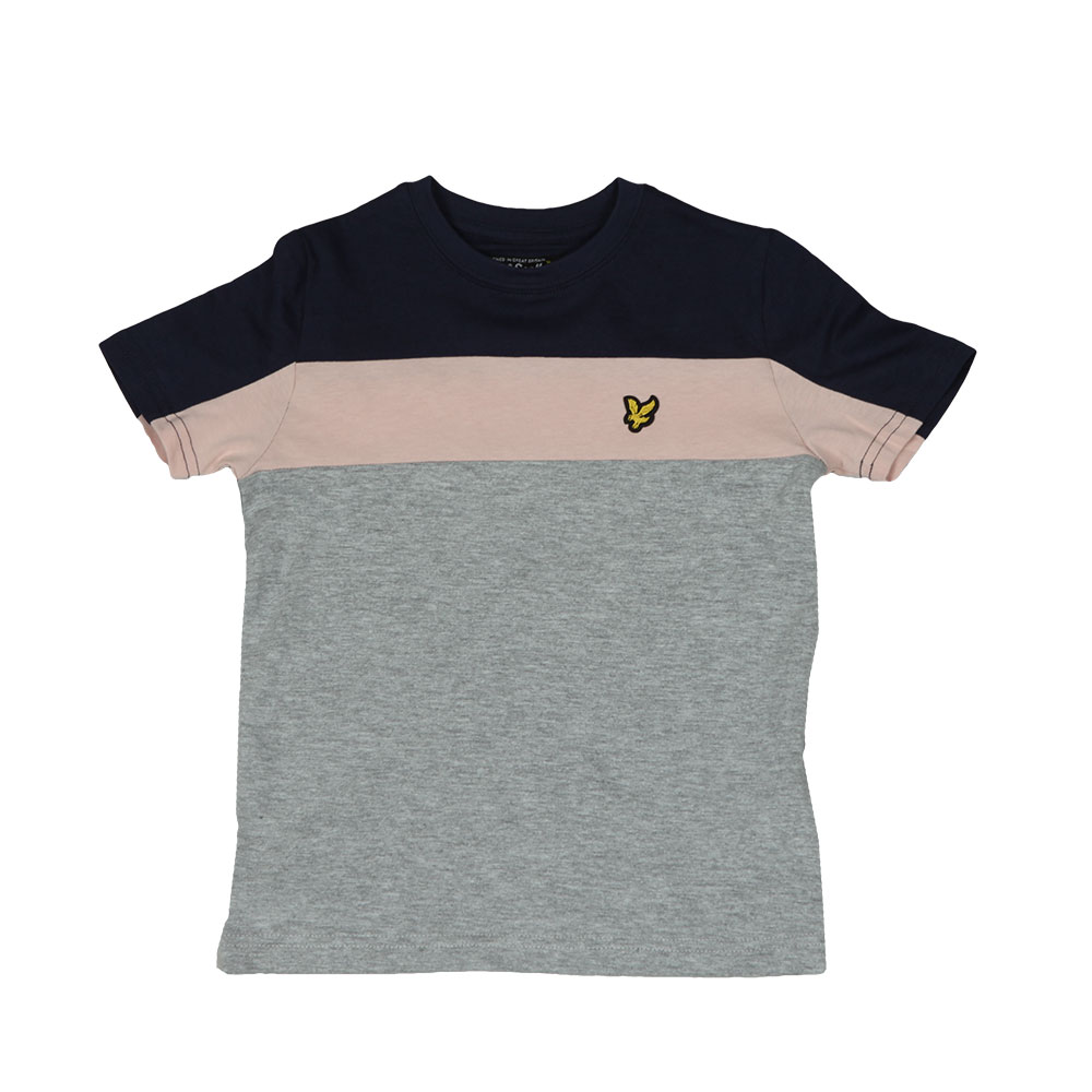 Boys Cut & Sew T Shirt main image