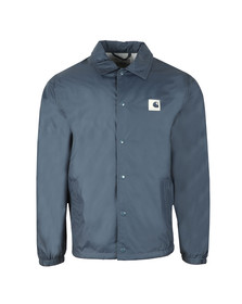 Carhartt Mens Blue Sports Coach Jacket