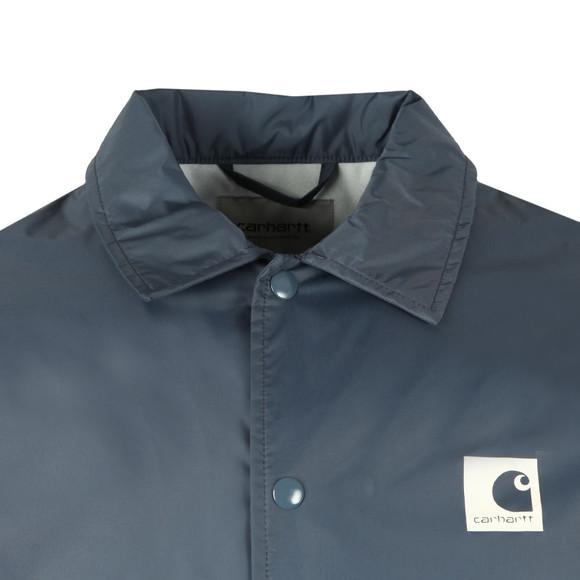 Carhartt Mens Blue Sports Coach Jacket main image